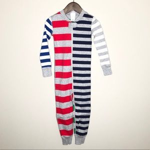 NWT Hanna Andersson mix it up sleeper pajamas